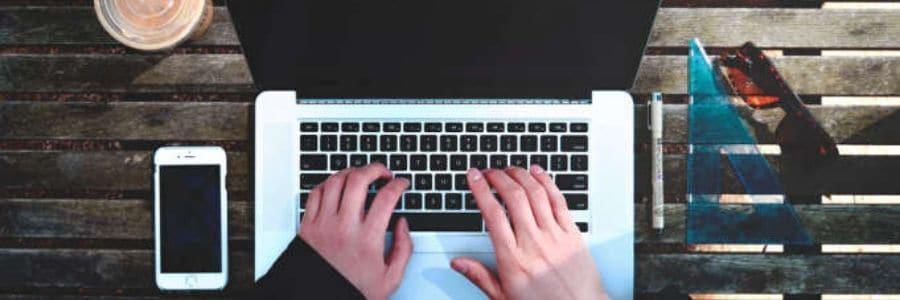 redactor de contenidos web desde casa