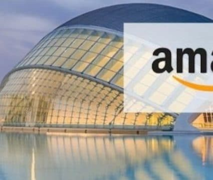 trabajar en Amazon Valencia