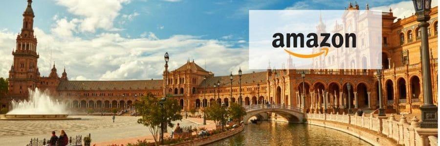 trabajar en Amazon sevilla